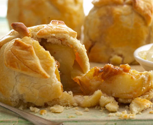 Fudgie Apple Pies